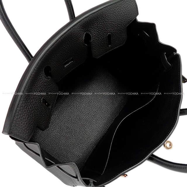バーキン25 黒(ブラック) RGHW