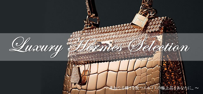 Luxury Hermes Selection